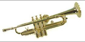 Fridge Magnet - Trumpet