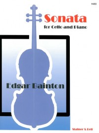 Bainton: Sonata for Cello published by Stainer & Bell
