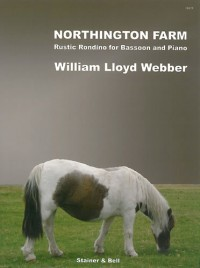 Lloyd Webber: Northington Farm for Bassoon published by Stainer & Bell