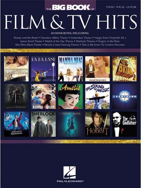 The Big Book Of Film & TV Hits published by Hal Leonard