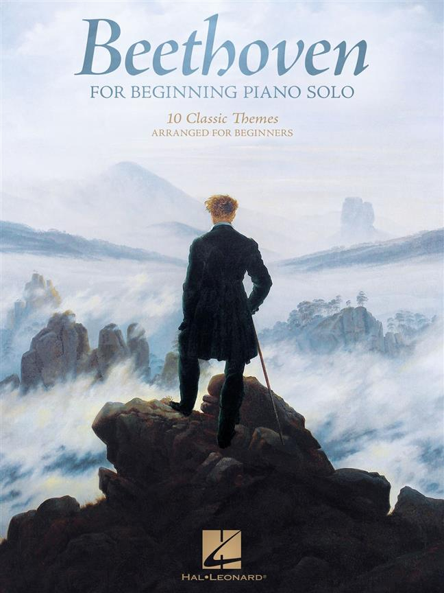 Beethoven for Beginning Piano Solo published by Hal Leonard