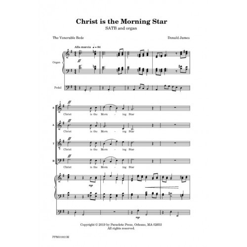 James: Christ is the Morning Star published by Paraclete Press