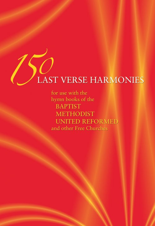 150 Last Verse Harmonies for Organ published by Mayhew