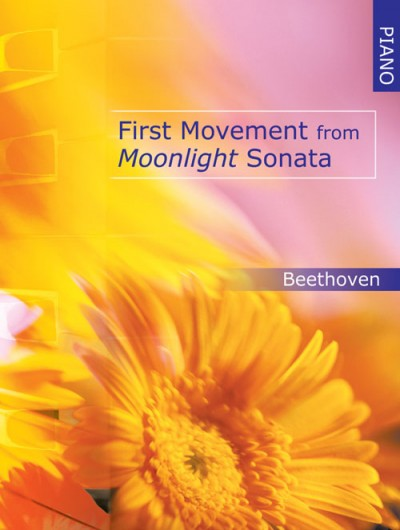 Beethoven: 1st Movement From Moonlight Sonata for Piano published by Mayhew
