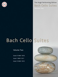 Bach: Cello Suites Volume 2 Book & CD published by Mayhew