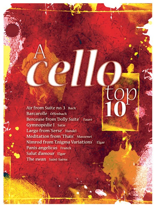 A Cello Top Ten published by Mayhew