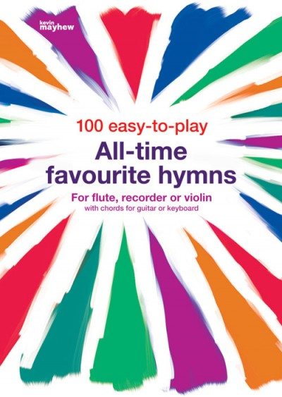 100 easy-to-play All-time favourite hymns published by Mayhew