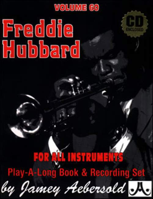 Aebersold 60 Freddie Hubbard Book & CD for All Instruments