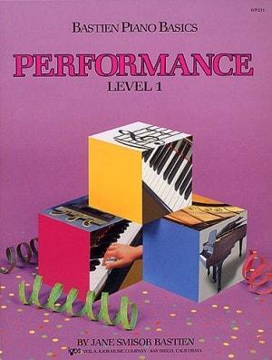 bastien piano basics level 1 pdf