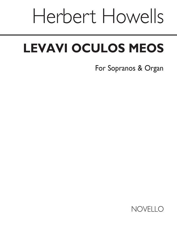 Howells: Levavi Oculos Meos (Aubade For A Wedding) published by Novello