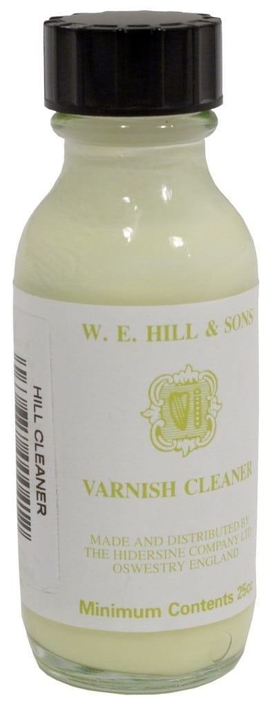 Hill's Varnish Cleaner 25ml