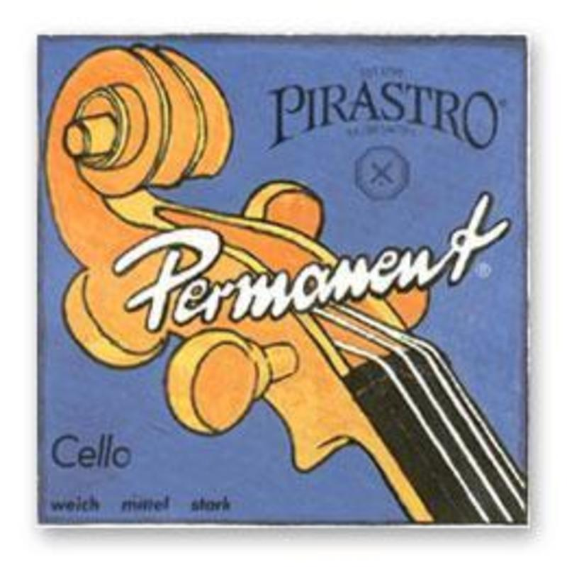 Permanent Cello D String - Size 4/4