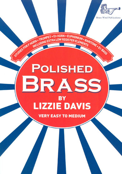 Davis: Polished Brass Studies Treble Clef published by Brasswind