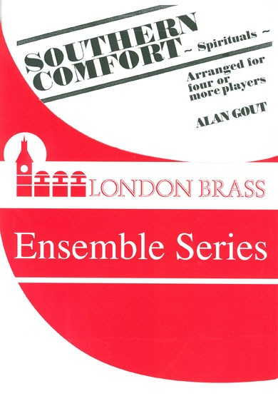 Southern Comfort for 4 or more brass players published by Brasswind