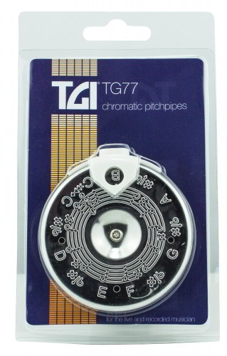 TGI Chromatic Pitchpipes C - C