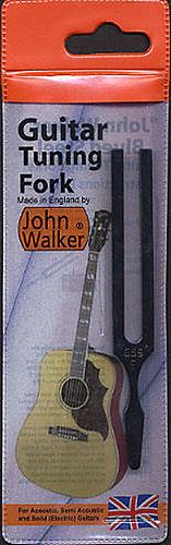 John Walker Blued Steel Tuning Fork - E 329.6hZ
