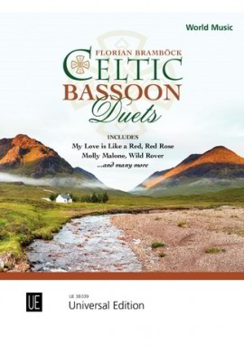Bramboeck: Celtic Bassoon Duets published by Universal