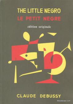 Debussy: Little Negro for Bassoon published by Leduc
