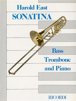 East: Sonatina for Bass Trombone published by Ricordi