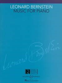 Bernstein: Music for Piano published by Boosey & Hawkes