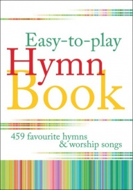 Easy-to-play Hymn Book published by Mayhew