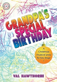 Grandpa's Special Birthday Book & CD published by Kevin Mayhew