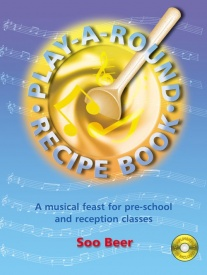 Play-A-Round Recipe Book & CD by Beer published by Mayhew