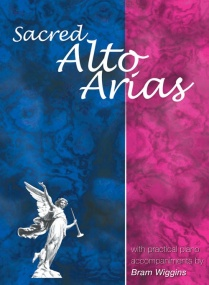 Sacred Alto Arias published by Mayhew