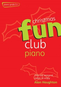 Fun Club Christmas for Piano published by Mayhew