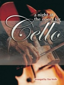 A Night at the Opera for Cello published by Mayhew