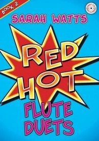 Watts: Red Hot Flute Duets - Book 2 published by Mayhew