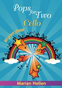 Pops For Two - Cello published by Mayhew