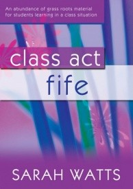 Class Act Fife - Student Book published by Mayhew
