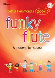 Funky Flute 3 Student's Book and CD published by Mayhew