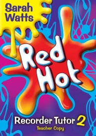 Red Hot Recorder Tutor 2 - Teacher Book published by Kevin Mayhew