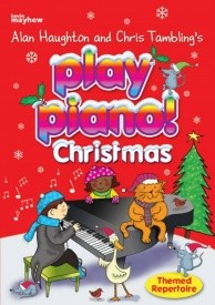 Play Piano! - Christmas published by Mayhew