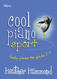 Cool Piano Sport Grades 2-3 published by Mayhew