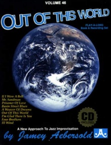 Aebersold 46 Out of this World Book & CD for All Instruments