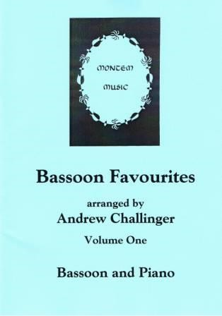 Bassoon Favourites Book 1 published by Montem Music