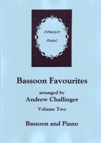 Bassoon Favourites Book 2 published by Montem Music
