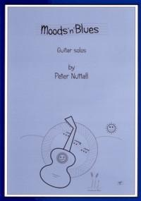 Nuttall: Moods 'n' Blues for Guitar published by Countryside Music