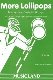 More Lollipops for 2 Violins published by Musicland