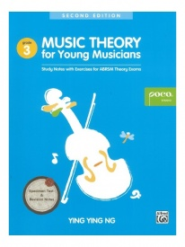 Ng: Music Theory for Young Musicians Grade 3 published by Alfred