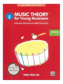 Music Theory for Young Musicians Grade 5 by Ng published by Alfred
