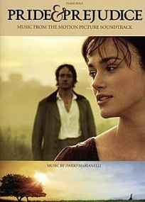 Pride and Prejudice - Music from the Motion Picture Soundtrack for Piano published by Wise