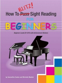 How To Blitz! Sight Reading Beginner published by BlitzBooks