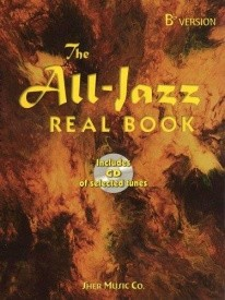 All-Jazz Real Book & CD Bb Edition published by Sher