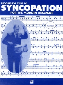 Reed: Progressive Steps to Syncopation for the Modern Drummer published by Alfred