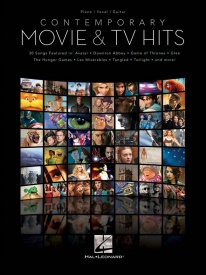 Contemporary Movie & TV Hits published by Hal Leonard