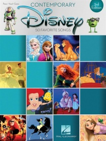 Contemporary Disney: 3rd Edition published by Hal Leonard